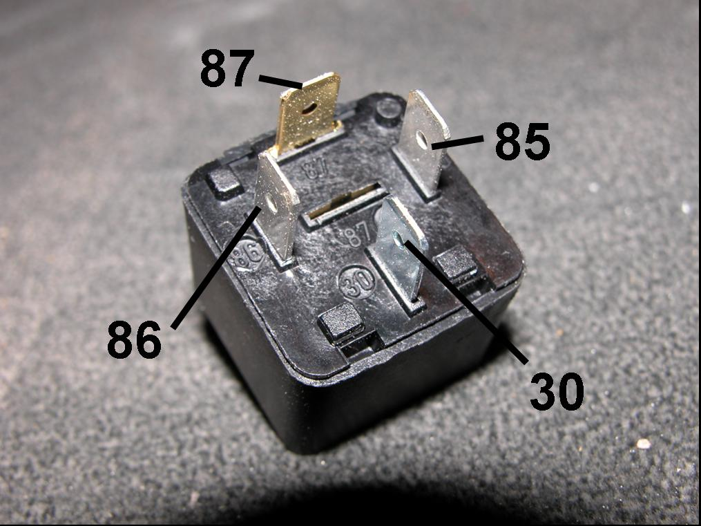 addition of a relay to a 240z starter system. Black Bedroom Furniture Sets. Home Design Ideas
