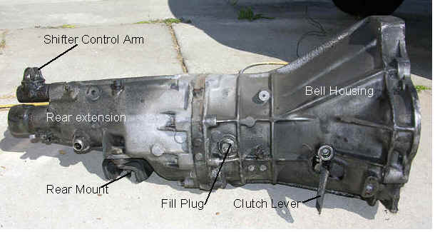 Starter Motor Housing Tech Engine K Series Starter Motor